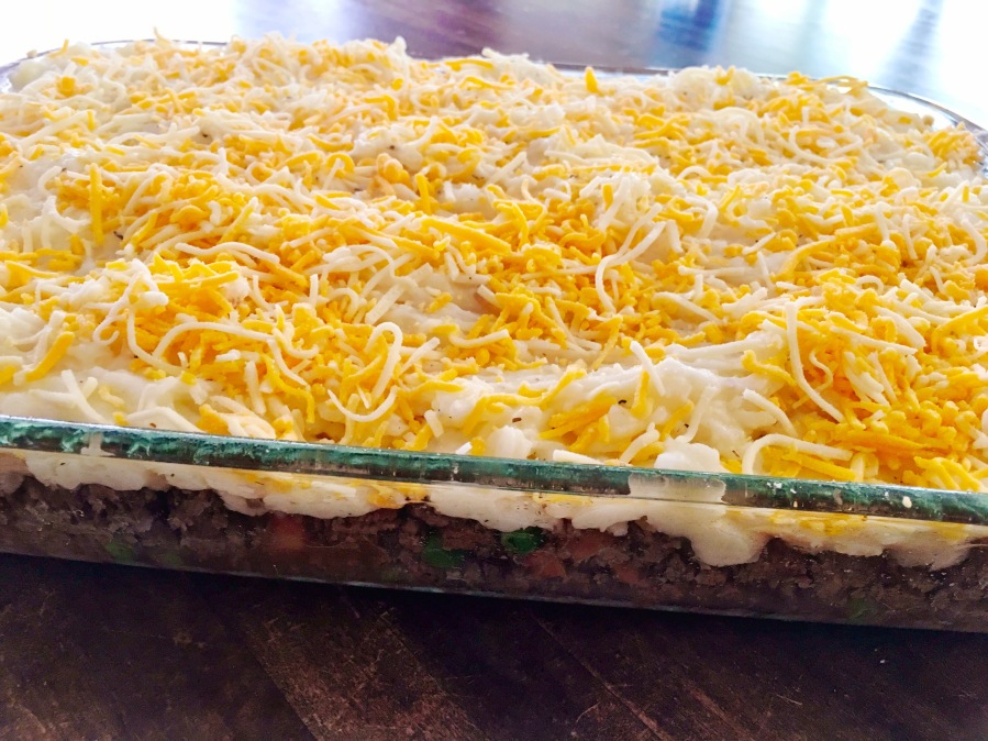 Shepards Pie, Oh My