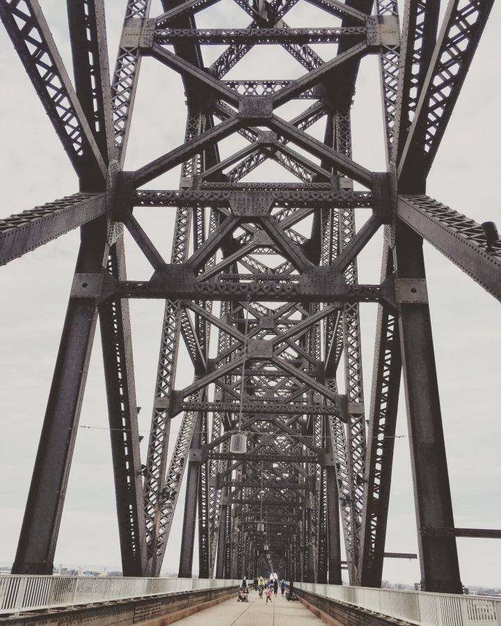 Bridge to Indiana