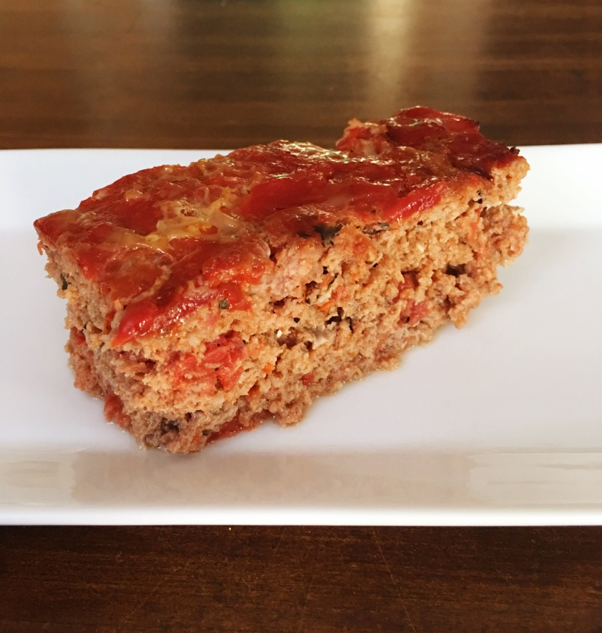 Magnificent and Moist Meatloaf